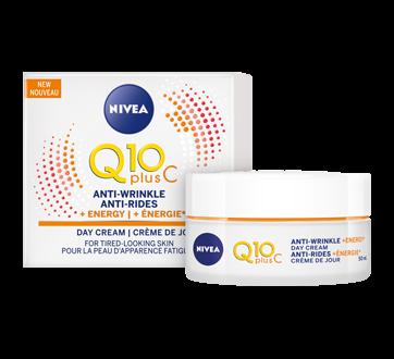 Image 2 of product Nivea - Q10 Plus C Anti-Wrinkle + Energy Day Cream, 50 ml