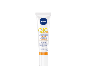Image 2 of product Nivea - Q10 plus C Anti-Wrinkle + Energy Eye Cream, 15 ml