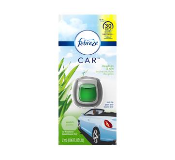 Car Vent Clips - Air Freshener, 2 ml, Meadows & Rain