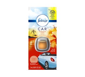 Car Vent Clips - Air Freshener, 2 ml, Hawaiian Aloha