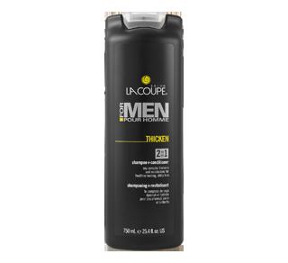 Thicken 2-in-1 Shampoo/Conditioner, 750 ml, Orange