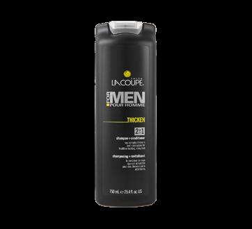 For Men - Thicken 2-in-1 Shampoo + Conditioner, 750 ml