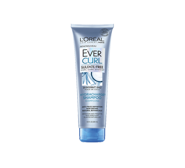 Evercurl Hydracharge Shampoo, 250 ml
