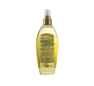 Argan Oil of Morocco Body Mist hydratante et réparatrice, 200 ml