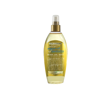 Argan Oil of Morocco Body Mist hydratante et réparatrice, 200 ml