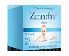 Image of product Zincofax - Zincofax Original, 130 g