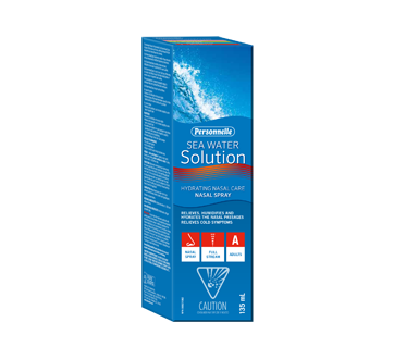 Image of product Personnelle - Full Stream Nasal Spray, 135 ml