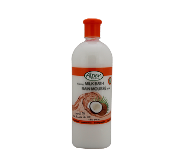 Foaming Milk Bath, 1 L, Coconut Oil