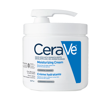 Moisturizing Cream With Pump, 539 g