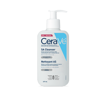 SA Cleanser, 237 ml – CeraVe : Cream, ointment and others | Jean CoutuPreviewPreviewPreviewPreview