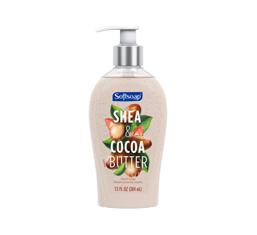 Image of product SoftSoap - Décor Liquid Hand Soap Pump, 13 oz, shea & Cocoa Butter