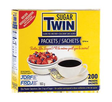 Sugar Twin Original, 200 sachets