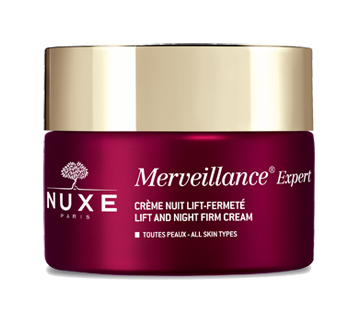 Image of product Nuxe - Merveillance Expert Lift and Firm Night Cream, 50 ml
