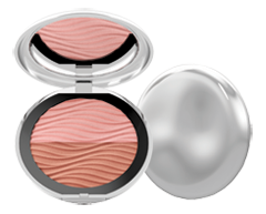 Image of product Lise Watier - Aqua Terra Blush Powder Duo , 1 unit