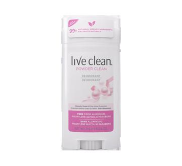 Powder Clean Deodorant, 71 g