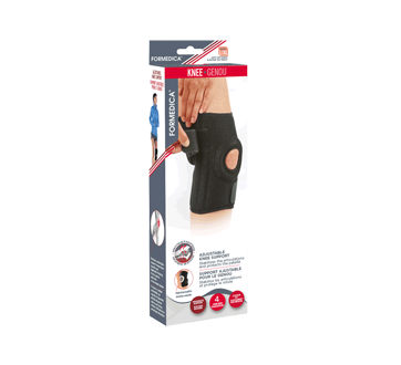 Adjustable Knee Support, 1 unit, Large- Extra Large