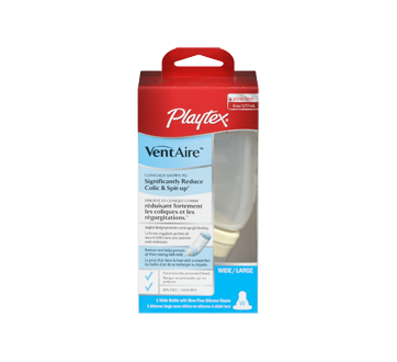 Image 3 of product Playtex Baby - VentAire Baby Bottle with Unique Anti-Colic Back Venting System, 1 unit