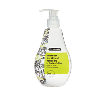 Hand Soap, 350 ml, Coriander and Olive Oil