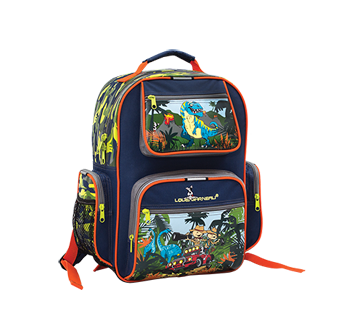 Backpack, 1 unit, Dino