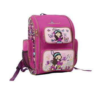 Backpack, 1 unit, Butterfly