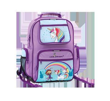 Backpack, 1 unit, Unicorn
