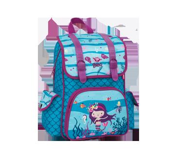 Backpack, 1 unit, Mermaid