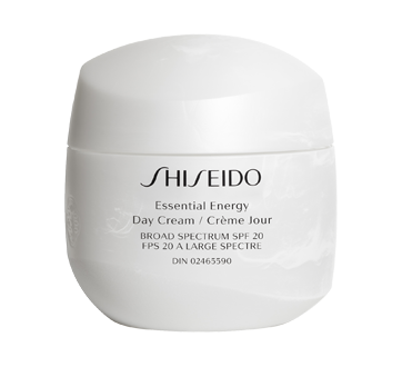 Essential Energy Day Cream SPF 20, 50 ml