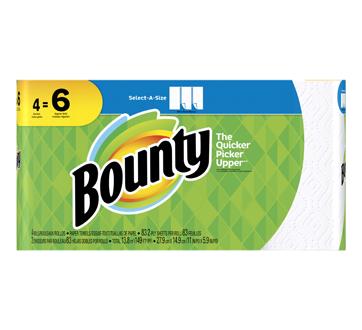 Select-a-Size Paper Towels, 4 units