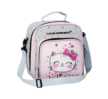 Lunch Box, 1 unit, Pink