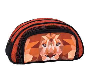 Pencil Case, 1 unit, Lion
