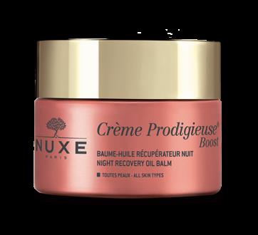 Crème Prodigieuse Boost Night Recovery Oil Balm, 50 ml