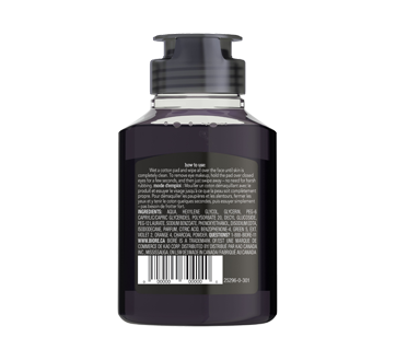 Image 2 of product Bioré - Charcoal Cleansing Micellar Water, 75 ml