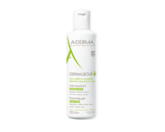 Image of product A-Derma - Dermalibour+ Foaming and Purifying Gel with Copper-Zinc, 250 ml