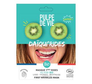 Daïqui'ride: Moisturizing Face Mask With Organic Kiwi, 1 unit
