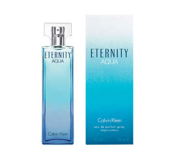 Eternity Aqua Eau de Parfum for Women, 50 ml
