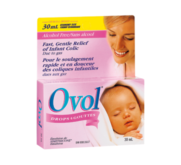 Image of product Ovol - Drops Infant Colic, 30 ml