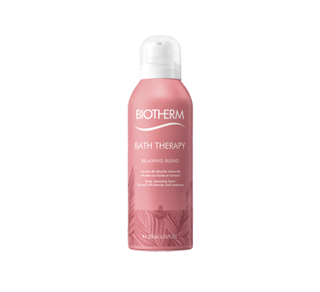 Bath Therapy Relaxing Blend Body Cleansing Foam, 200 ml