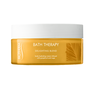 Bath Therapy Delighting Blend Body Hydrating Cream, 200 ml