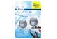Thumbnail of product Febreze - Car Vent Clips - Air Freshener, 2 x 2 ml, Linen & Sky