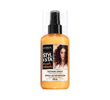 #Curls Defining Spray, 200 ml