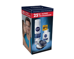 Image of product Nivea Men - Grooming Box Set, 3 units