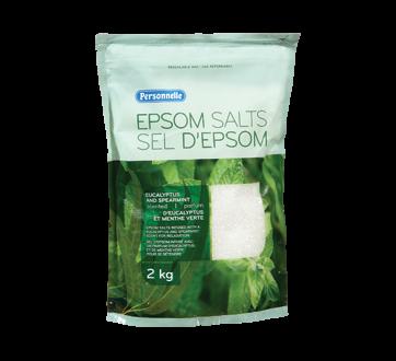 Epsom Salts, 2 kg, Eucalyptus and Spearmint