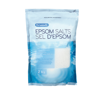 Image of product Personnelle - Epsom Salts, 2 kg, Unscented