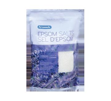 Epsom Salts, 2 kg, Lavender