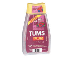 Image of product Tums - Tums Extra Strength, 100 units, Assorted Berries