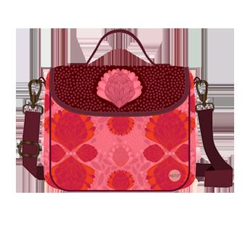 Handy Lunch Bag, 1 unit, Pink Pompom