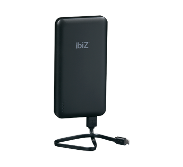 Image 2 of product ibiZ - Portable Power Bank 10,000 mAh