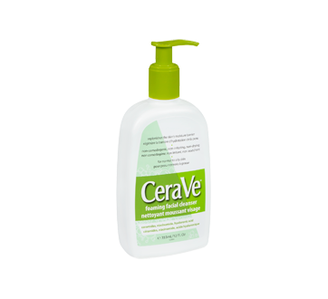 Image 2 of product CeraVe - Foaming Facial Cleanser, 355 ml