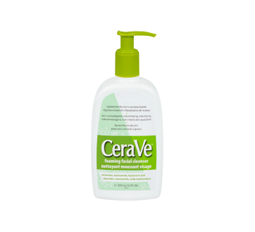 Image 3 of product CeraVe - Foaming Facial Cleanser, 355 ml