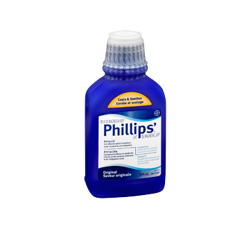 Image 2 of product Phillips - Phillips Milk of Magnesia Liquid Original, 769 ml